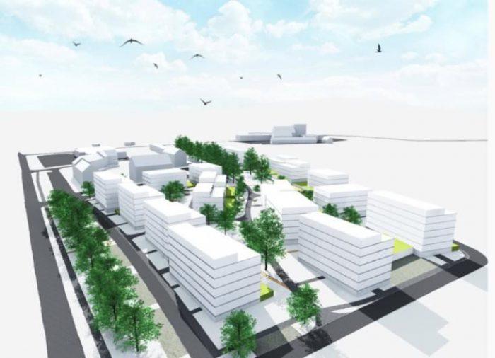 nové byty vizualizace nová zástavba